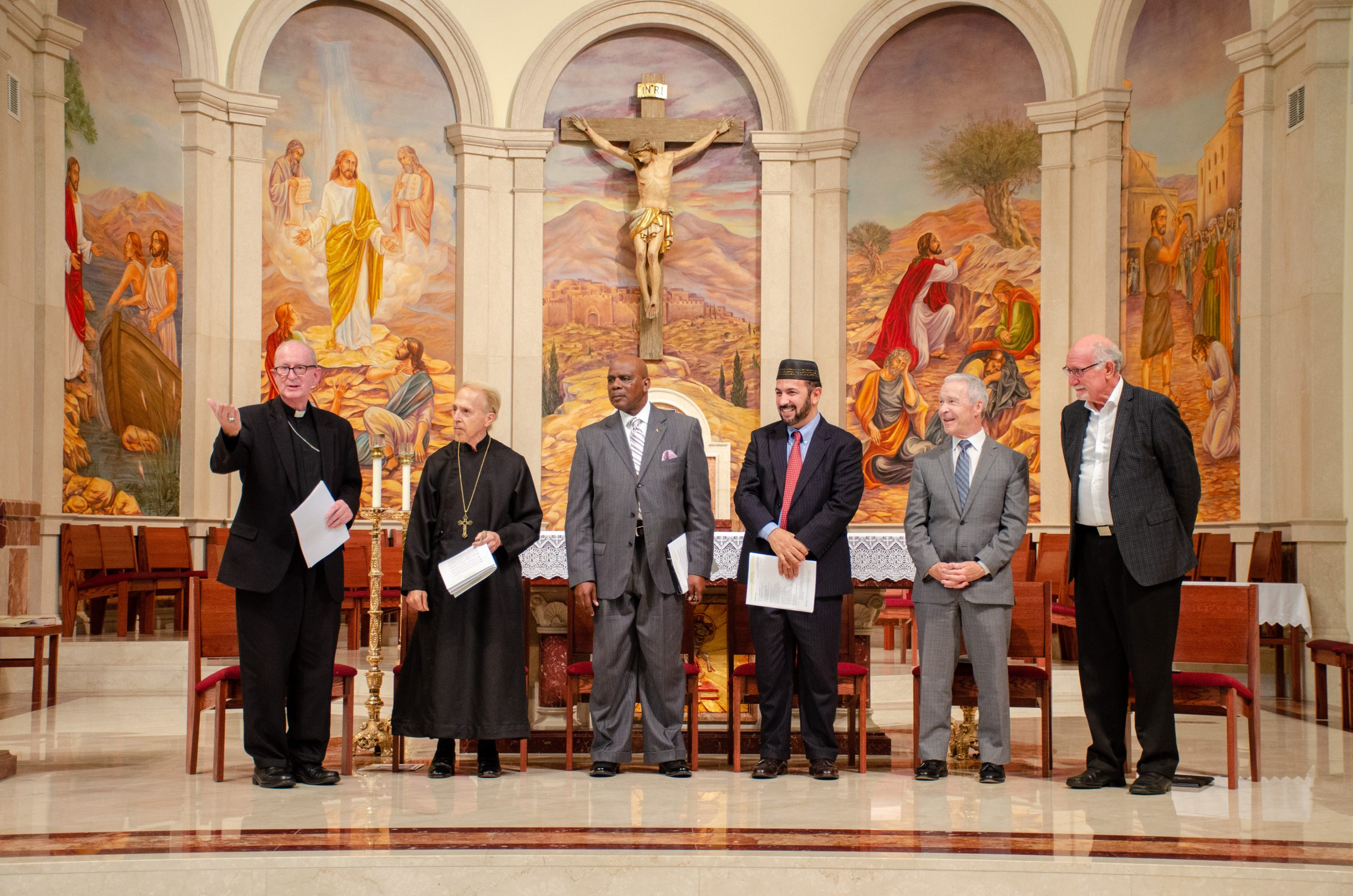 Celebrating faith and friendship on the 50th Anniversary of the Diocese of Orlando