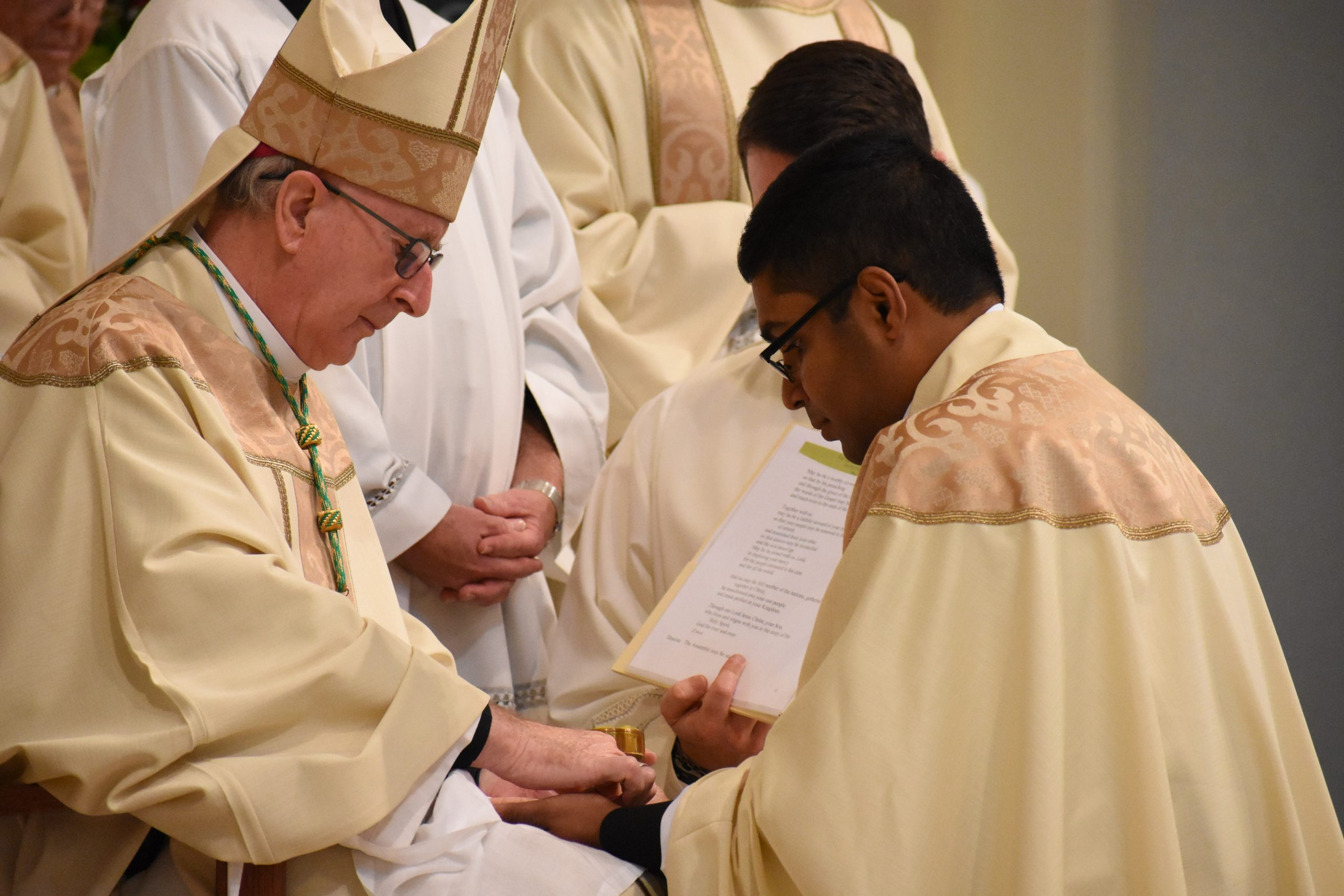 Ordination to the Priesthood of Derek Saldanha – May 2019